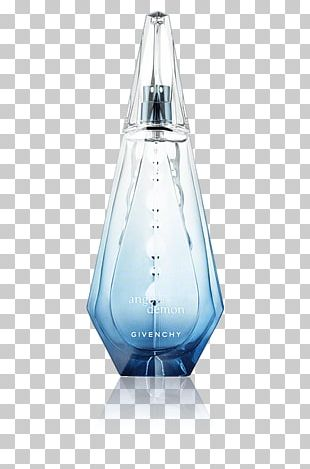 Glass Bottle Perfume Water PNG