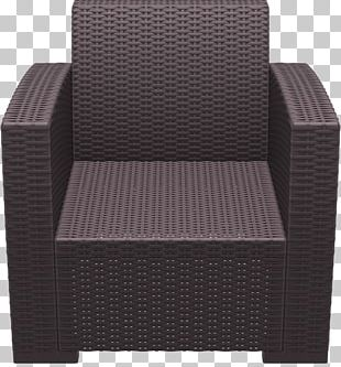 Table Furniture Wing Chair Club Chair PNG