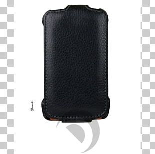 Leather Mobile Phone Accessories Black M Mobile Phones PNG