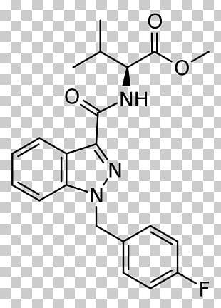 Indazole Molecule AMB-FUBINACA Methyl Group Impurity PNG