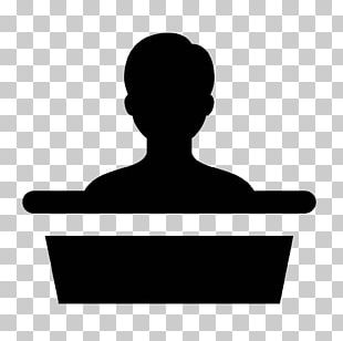 Podium Computer Icons Public Speaking Microphone PNG