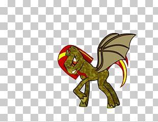 Horse Cartoon Font Animal Legendary Creature PNG