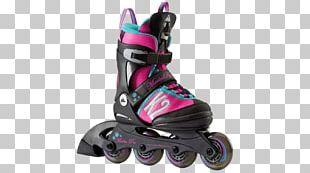 Quad Skates In-Line Skates K2 Sports Roller Skates Skateboarding PNG