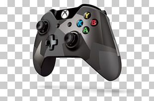 Xbox One Controller Microsoft Xbox One S Game Controllers Video Games PNG