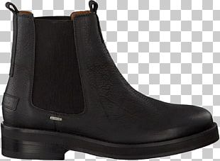 Chelsea Boot Shoe Leather Fashion Boot PNG