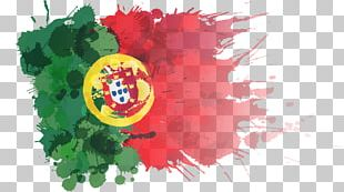 Flag Of Portugal PNG