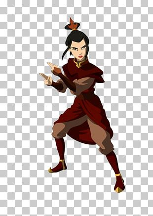 Azula Aang Korra Zuko Asami Sato PNG