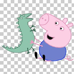 George Pig Granny Pig Daddy Pig Drawing PNG