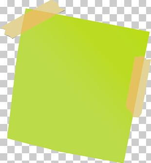 Post-it Note Paper Adhesive Tape PNG