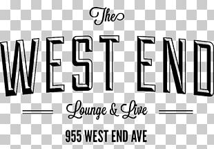 The West End Lounge Logo Royal Park Hotel Brand PNG