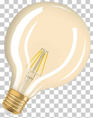 Light-emitting Diode Edison Screw LED Lamp Osram PNG
