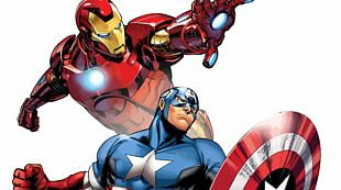 Iron Man Clint Barton Captain America Carol Danvers Thor PNG