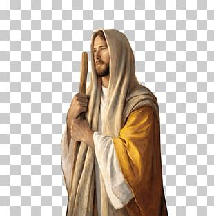 Jesus Sideview Looking PNG