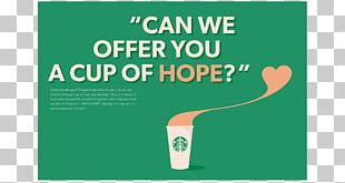 Donation Charitable Organization Starbucks Coffee Advertising PNG