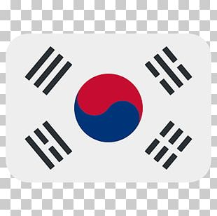 Flag Of South Korea Flag Of North Korea Emoji PNG