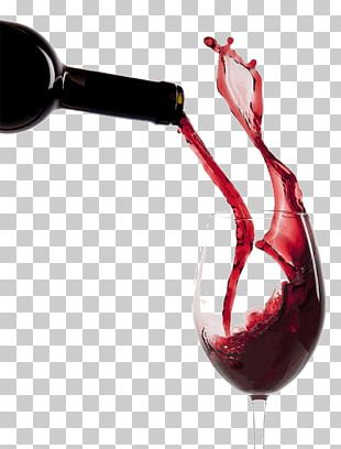 Red Wine Distilled Beverage Champagne Wine Glass PNG
