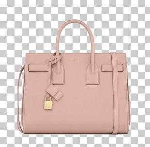 Handbag Leather Yves Saint Laurent Backpack PNG