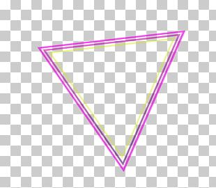 Triangle Digital Data Creativity Technology PNG