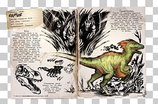 ARK: Survival Evolved Mosasaurus Megalodon Microraptor