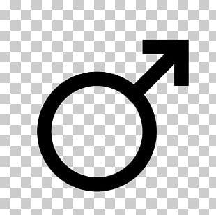 Gender Symbol Male Planet Symbols Sign PNG
