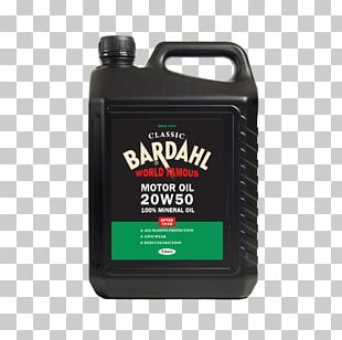 Car Motor Oil Bardahl Lubricant PNG