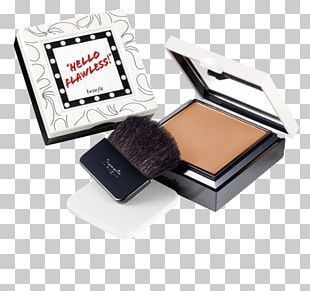 Face Powder Benefit Cosmetics Foundation Benefit Hello Flawless! PNG