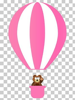 Hot Air Balloon Toy Balloon Idea PNG