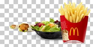 McDonald's French Fries Hamburger Chicken Nugget Home Fries PNG