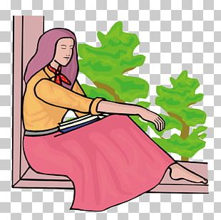 Window Cartoon Illustration PNG