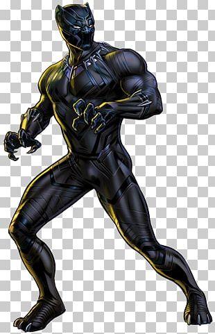 Black Panther Marvel: Avengers Alliance Black Bolt Marvel Cinematic Universe Marvel Comics PNG