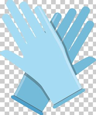 Medical Glove Euclidean Disposable PNG