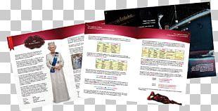 Display Advertising Brand Brochure PNG