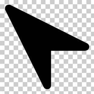 Airplane Line Angle Point Black And White PNG