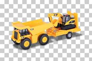 Caterpillar Inc. Car Dump Truck Excavator PNG
