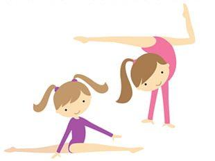 Gymnastics Balance Beam Tumbling PNG