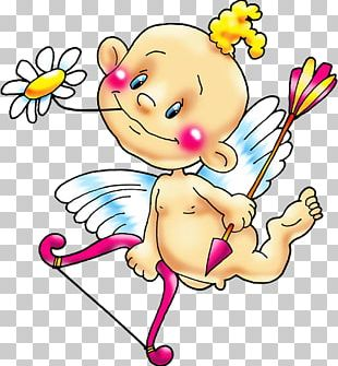 Valentine's Day Drawing Cupid Vinegar Valentines PNG