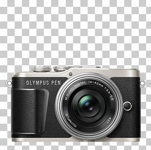 Olympus PEN E-PL9 Camera Lens Photography PNG