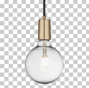 Pendant Light Incandescent Light Bulb Light Fixture Charms & Pendants PNG