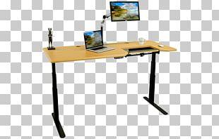 Standing Desk Computer Desk Treadmill Desk PNG