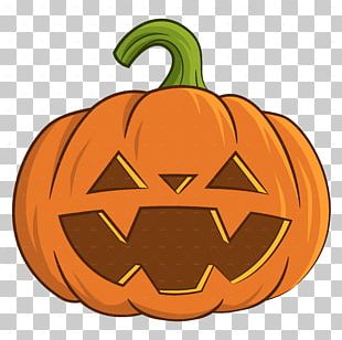 Pumpkin Jack Halloween Jack-o'-lantern Squash PNG