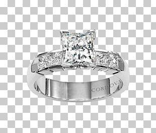Engagement Ring Wedding Ring Diamond Carat PNG