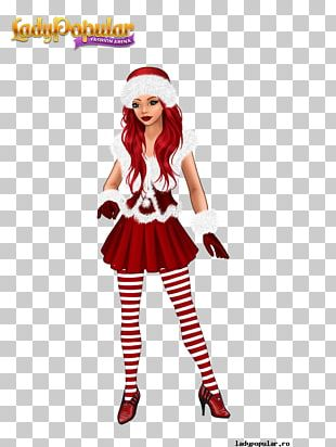 Lady Popular Fashion Clothing Costume Woman PNG