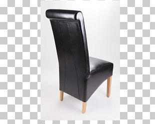 Chair Bonded Leather Furniture Couch Dining Room PNG