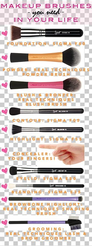 Makeup Brush Cosmetics Foundation Beauty PNG