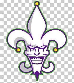 Jester Logo Art Clown PNG