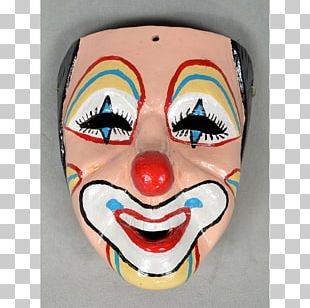 Clown Care Mask Teocelo Face PNG