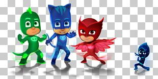 Toy Pajamas Mask PNG