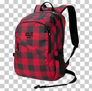T-shirt Backpack Jack Wolfskin Bag Pocket PNG