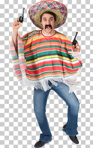 Costume Party Clothing Poncho Dress PNG