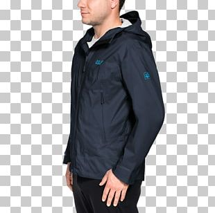Hood Jack Wolfskin Cloudy Forest Jacket Raincoat Jack Wolfskin CLOUDY FOREST Texapore Jacke Herren PNG
